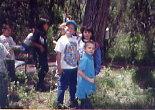 アリゾナの小学2年生 遠足